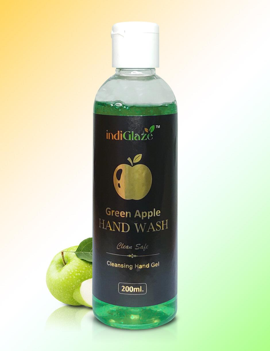 GREEN APPLE HAND WASH