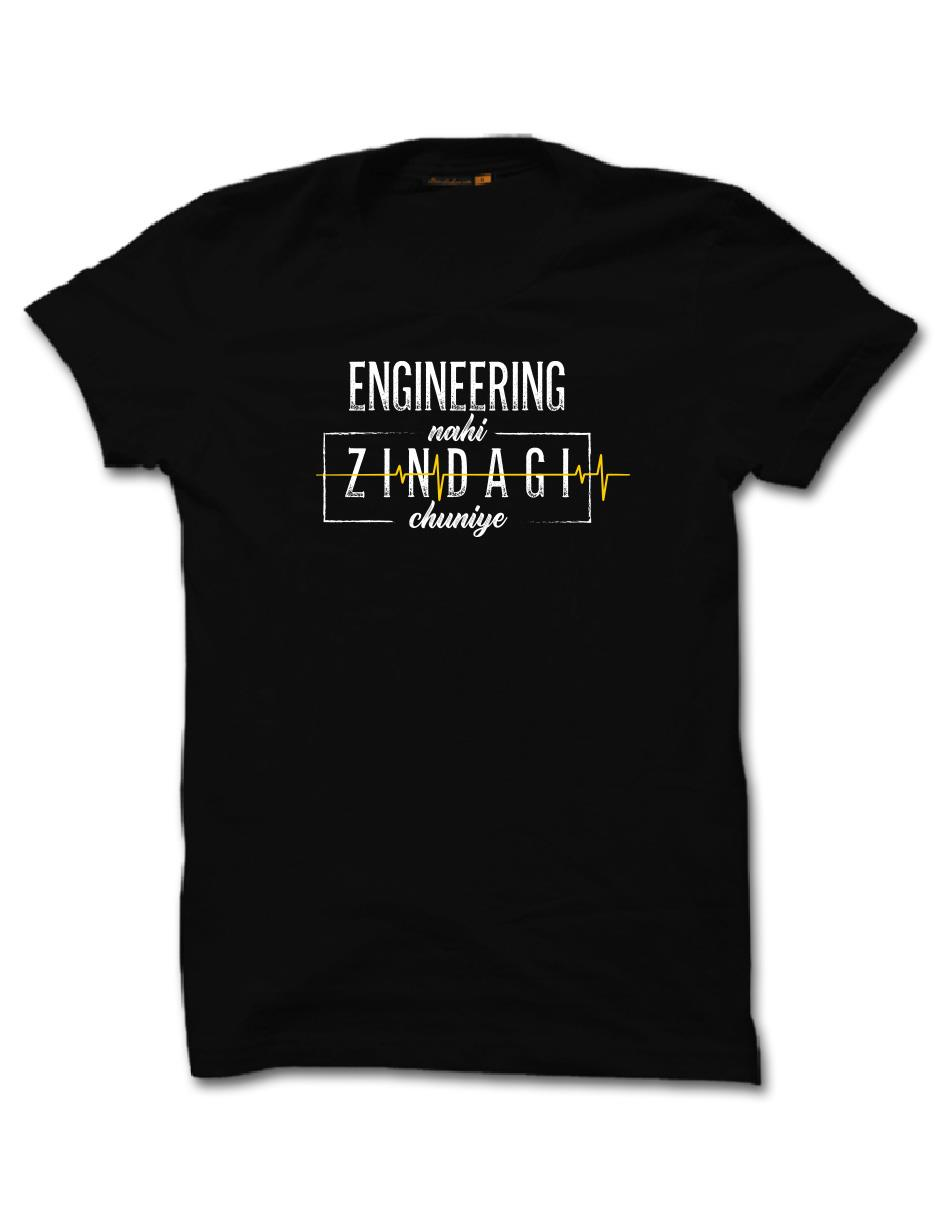 Engineering Zind Black Half_M