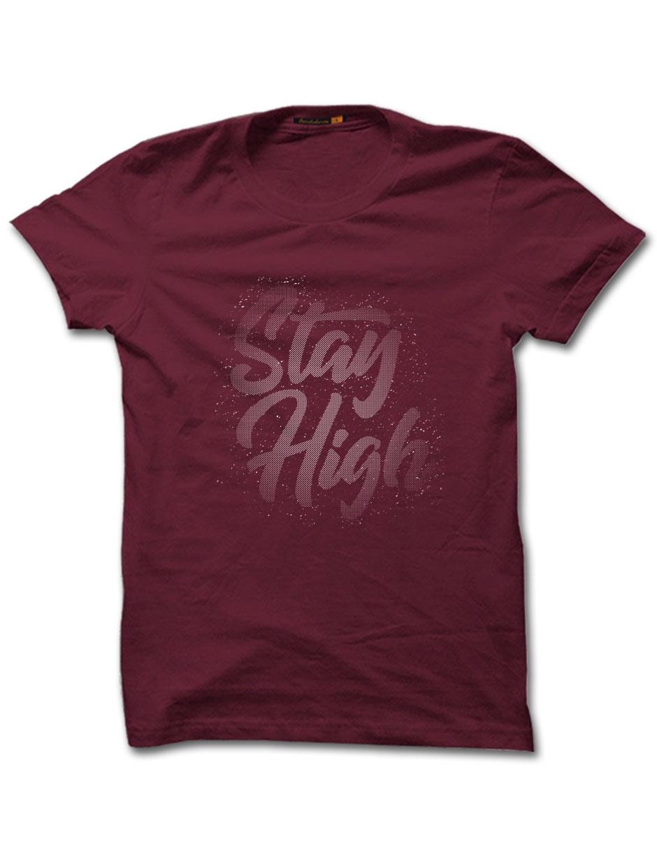 stay High Maroon