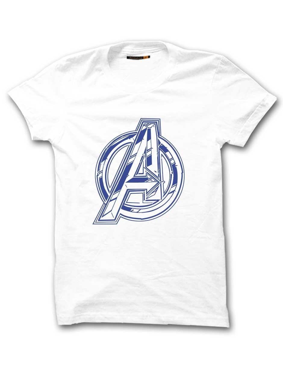 AVENGERS SHARP EDGE MENS WHITE