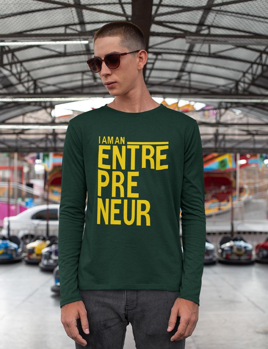 ENTREPRENEUR MENS FULL