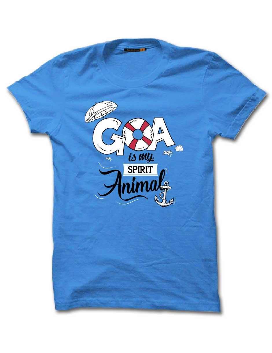 Goa is my spirit animal_half