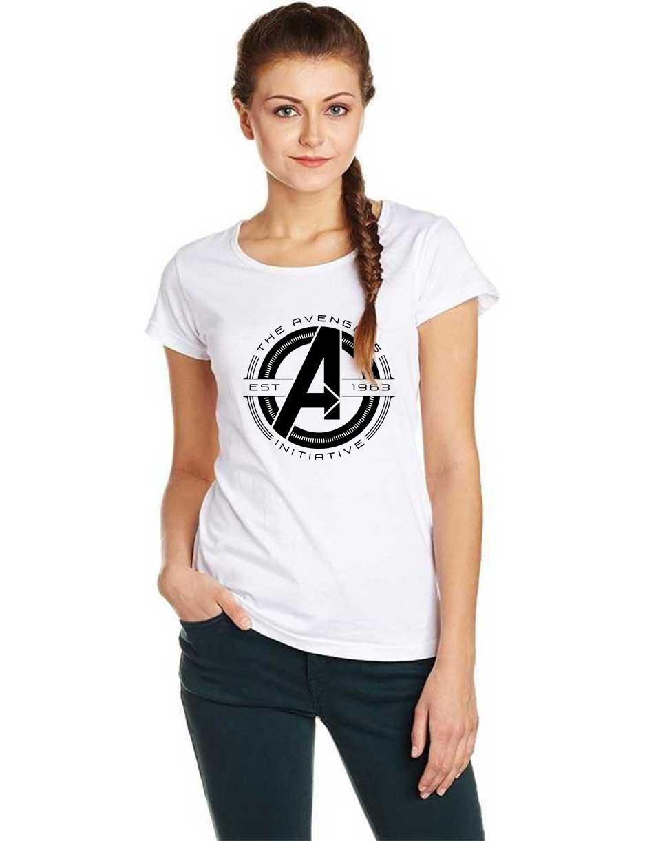 AVENGERS INI WOMENS WHITE