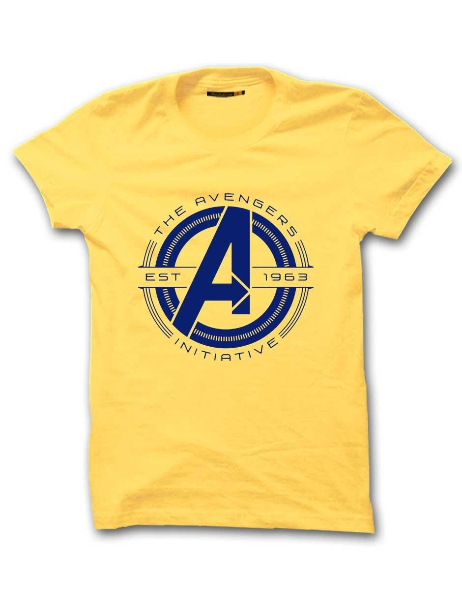 AVENGERS INI YELLOW
