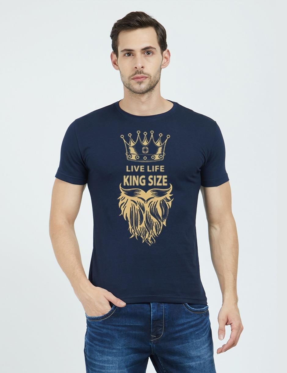 KING SIZE MENS TSHIRT