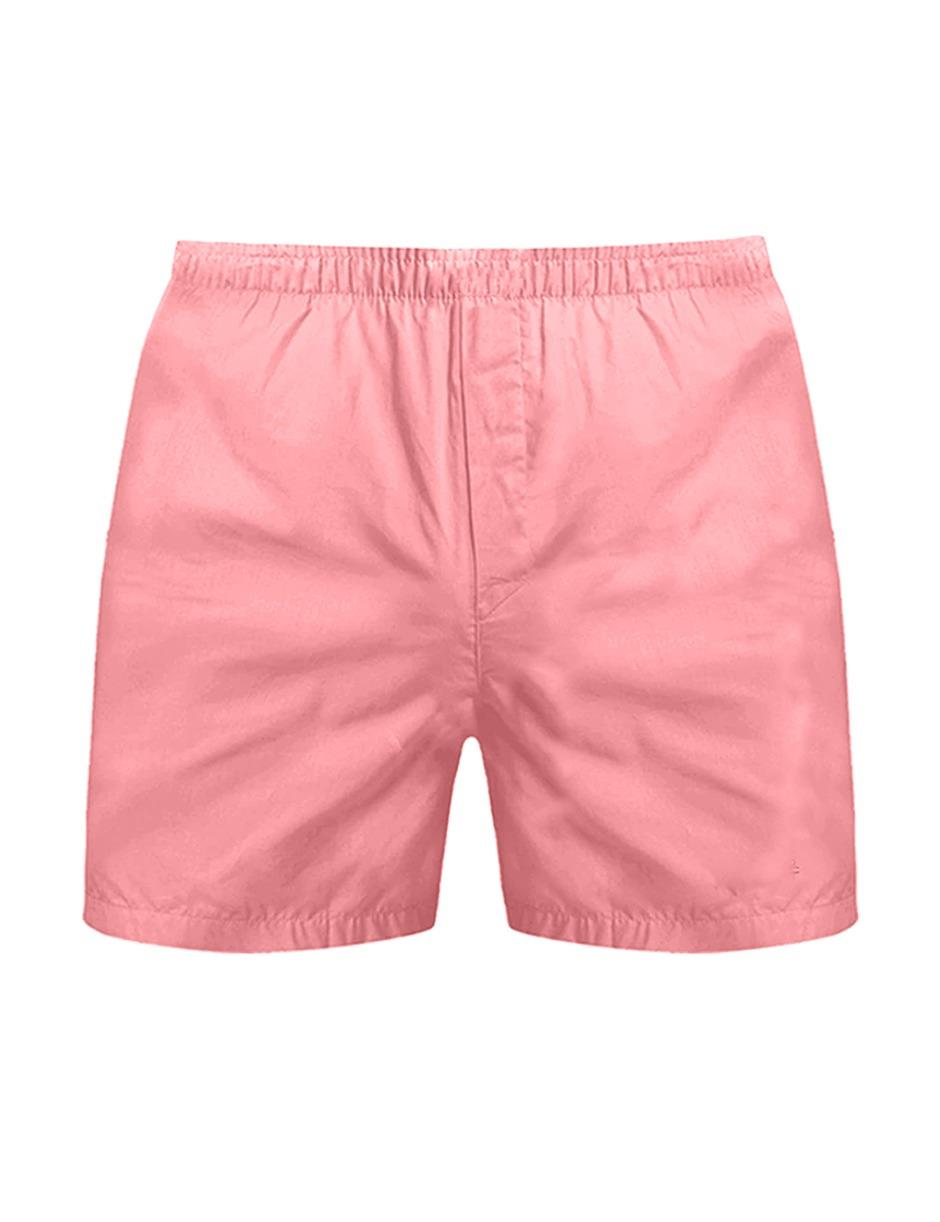 PEACH BOXER SHORTS