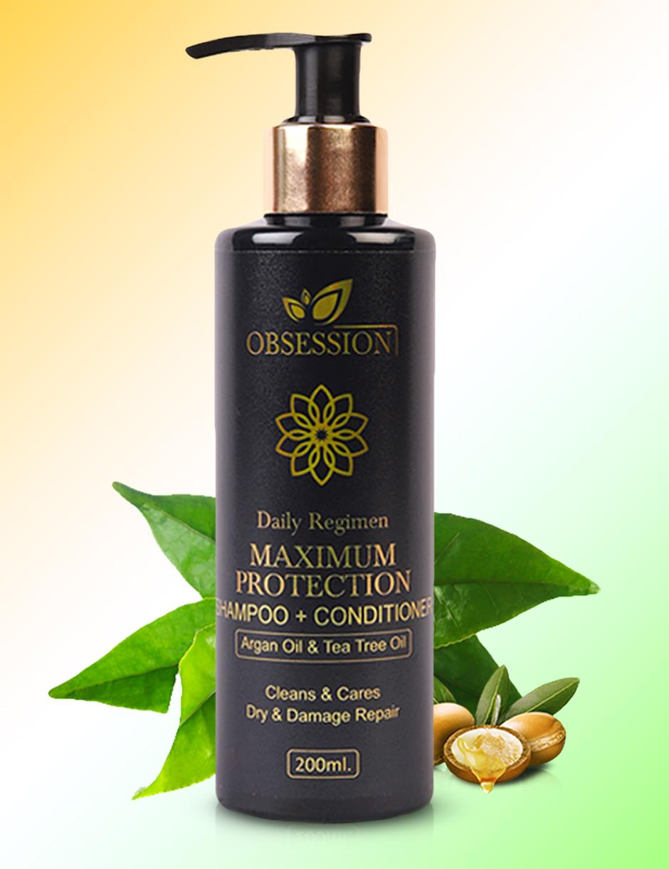 Argan Oil Shampoo Conditioner