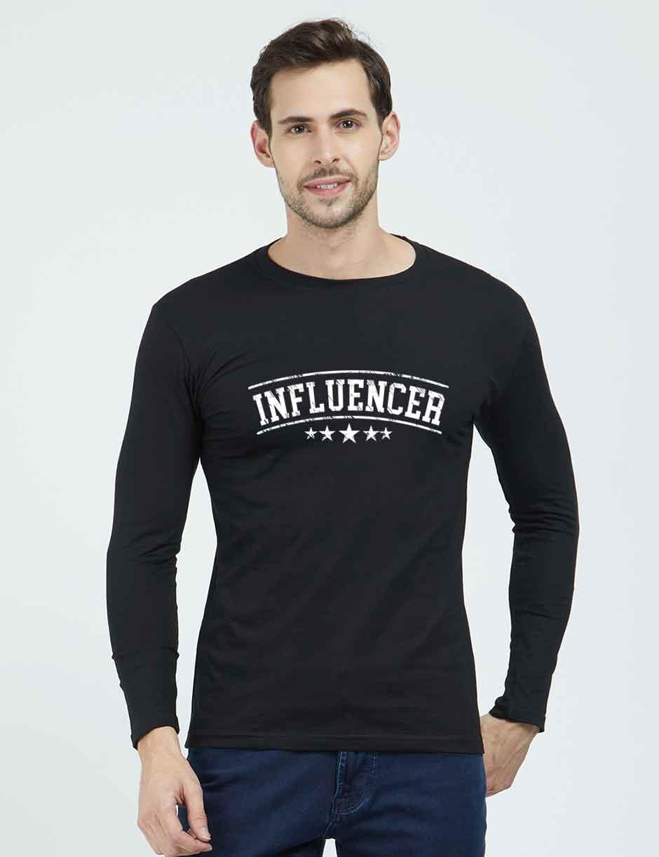 Influencer Black Full